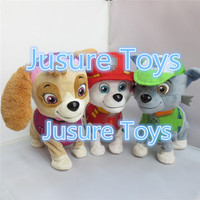 1pcs Lovely Electronic Toys Dog For Kids Baby Toys Sound Control Electronic Dog walking singing Interactive Electronic Pets Gift