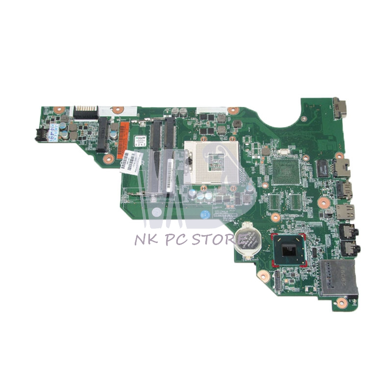 NOKOTION 688018-501 688018-001 MAIN BOARD For Hp compaq CQ58 2000 2000-2204TU Laptop Motherboard HM70 DDR3 Free CPU nokotion 683600 001 683600 501 main board for hp probook 4445s 4545s laptop motherboard socket fs1 ddr3 48 4sm01 011