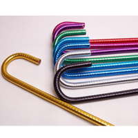 Free Fast Shipping Belly Dancing Sticks Jazz Dance Canes Belly Dance Stage Performances Props mixed color 10pcs/Pack