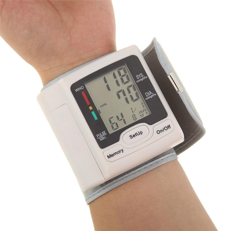 Германия чип автоматический цифровой прибор для измерения артериального давления на запястье тонометр для измерения пульса TSH магазин