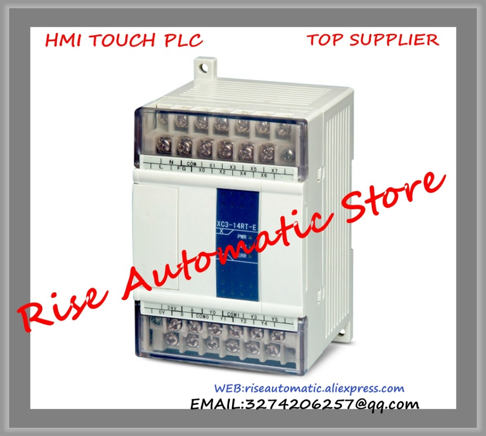 New Original with Programmable Controller Module 8point NPN input 8point relay output XC1-16R-C DC24V new original programmable controller plc module 8point npn input 6point relay transistor output xc2 14rt c