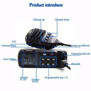 Image 2 - Rádio cb 27 mhz de anysecu cb 27 26.965 27.405 mhz fm am modo cidadão banda rádio cb27 4 w shortware walkie talkie