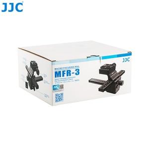 Image 5 - JJC Makro Odaklama Raylı Rrecise Konumlandırma bir Kamera X Ve Y Yönlü Eksen Özellikleri Arca Swiss Hızlı Bırakma plaka