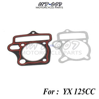 Junta de motor YX125 YINXIANG 125, Kit de juntas de cilindro, motor refrigerado por aceite, motor de pista de tierra, bicicleta, motocicleta, ATV