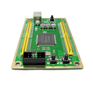 Image 2 - Altera EP4CE6 FPGA Geliştirme Kurulu Altera Cyclone IV EP4CE Kurulu 256 Mbit SDRAM USB Blaster