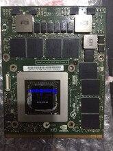 GTX 780M GTX780M 4G N14E-GTX-A2 Grafik Video Karte Für Dell Alienware 18 M17X R5 M18X R2 R3 R4 DDR5 GPU Ersatz