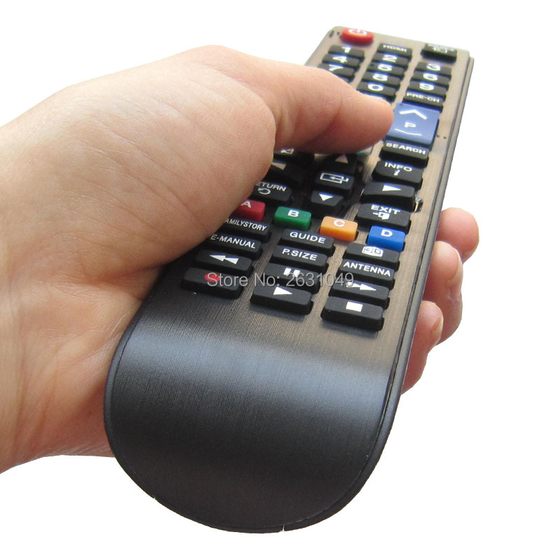 US $3 8 |Universal remote control for SAMSUNG TV BN59 01274A BN59 01242C  BN59 01242A BN59 01266A UA49KU7510W, UA55KU7510W 49KU7510WXXY-in Remote
