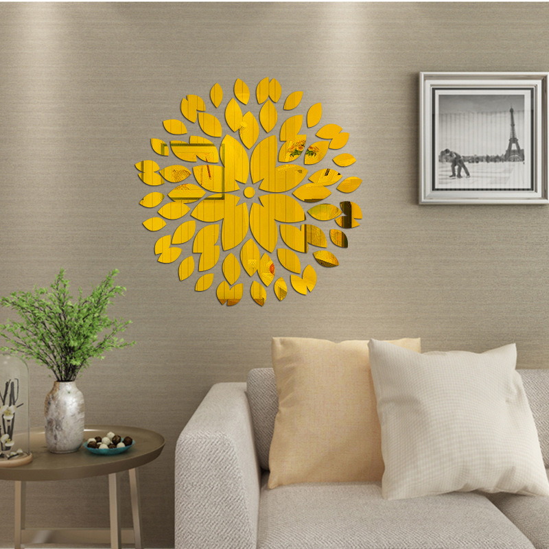 Wall Decals Mirror Image collections - home design wall stickers