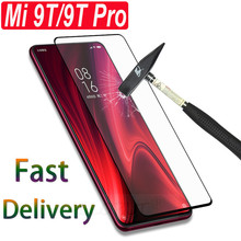 9H Hardness Tempered Glass For Xiaomi Mi 9T 9 9SE Pro Screen Protector Film Full Cover
