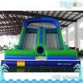 Inflatable Biggors Надувные Дуэль Слайд С Восхождением Трубки Для Детей