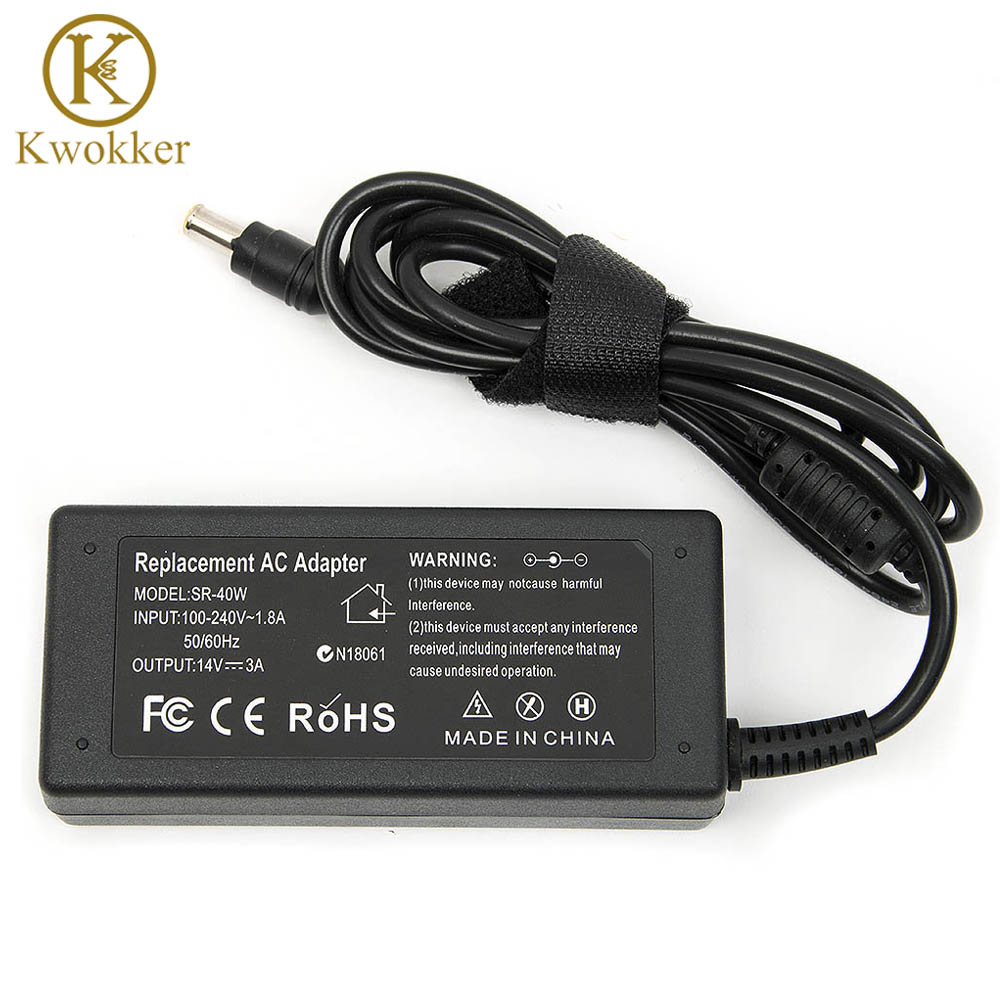14V 3A AC Adapter Charger For Samsung LCD Monitor A2514_DPN A3014 AD-3014B B3014NC SA300 SA330 SA350 B3014NC Power Supply Laptop14V 3A AC Adapter Charger For Samsung LCD Monitor A2514_DPN A3014 AD-3014B B3014NC SA300 SA330 SA350 B3014NC Power Supply Laptop