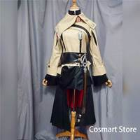 [Customize] Final Fantasy XIV FF14 XIV Alisaie Leveilleur 3.0 Cosplay Costume Halloween Costume for Women Men Free Shipping