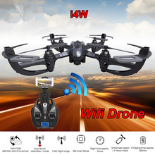 WIFI RC Drone  i4w RC Quadcopter With WIFI Camera One Key Return Remote Control toy WIFI FPV Aerial Helicopter vs x101