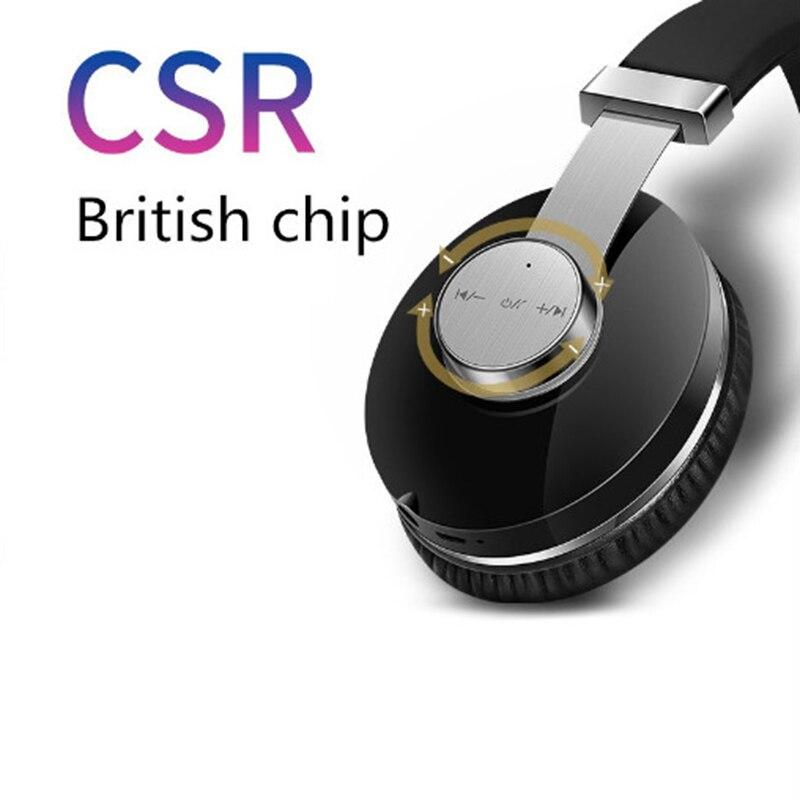 T9 Bluetooth casque actif suppression de bruit stéréo Subwoofer barre de son casque de jeu écouteur pour téléphone portable ordinateur tv - 5