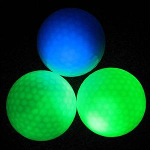 Image 2 - Golf Parlak Işık up Topu Işık Topu Golf LED Işık Topu LED Gece Kızdırma Golf Topu