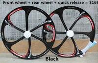 Mountain Bike Wheel High Quality Magnesium Alloys A Body Wheel Set 26 Inch 2 Perlin 8