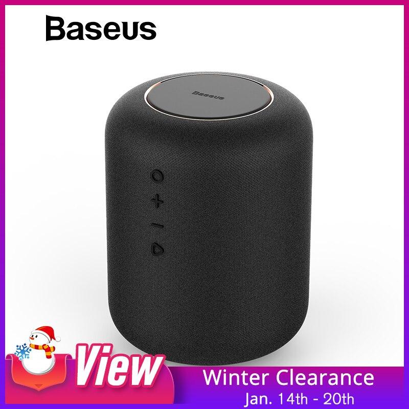 Baseus E50 24 W Bluetooth Динамик с Беспроводной Зарядное устройство Функция Ци Беспроводной Зарядное устройство Динамик для iPhone X samsung Xiaomi huawei