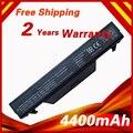 4400 mah Batería Del Ordenador Portátil Para HP NBP6A156 NBP6A156B1 NBP8A157B1 ProBook 4510 s 4510 s/CT 4515 s 4515 s/CT 4710 s 4710 s/CT ZZ06