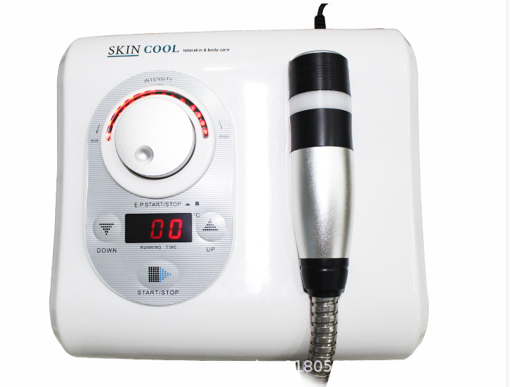 2019 New Technology Skin Cool & Facial Cool Machine Electroporation Cryotherapy No Needle Skin Rejuvenation Whitening SpaMachine
