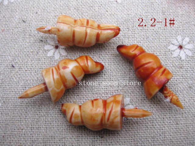 SAMTITY 50 st/ücke Kunststoff Spielzeug Nase Mini Schneemann Nase DIY Ornament Weihnachtsdekoration Handwerk Zubeh/ör