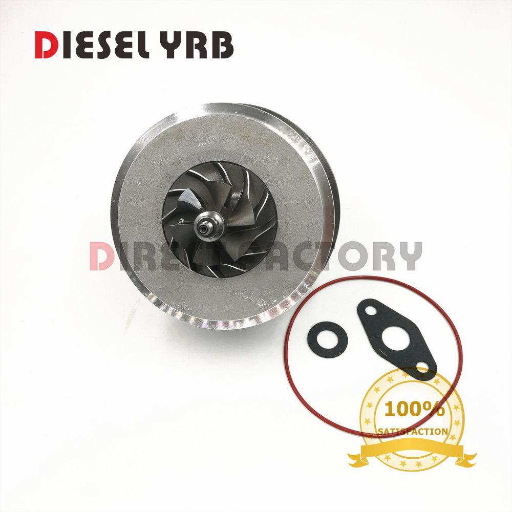 Turbo Core GT1749V 724930 for Volkswagen Passat B6 2 0 TDI BKP BKD AZV Garrett Turbo