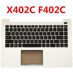 Новая Оригинальная клавиатура подставка для рук для ASUS X402C F402C подлинный Топ чехол с клавиатурой для ASUS X402C F402C US Stand