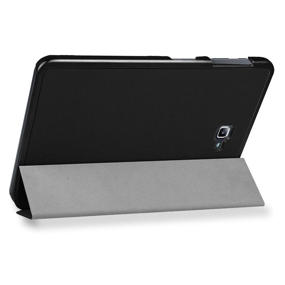 Capa SM-T580 T585C Ultra Slim Smart Cover For Samsung Galaxy Tab A A6 10.1