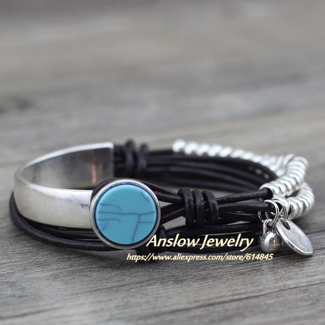 Anslow Jewelry Summer Resin...
