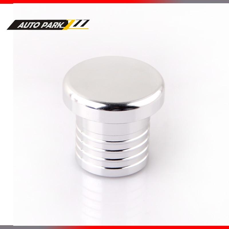 33 mm Alloy Aluminium Bov Blanking Plug Silicone Hose Bung Dump Valve blow off valve Bla ...