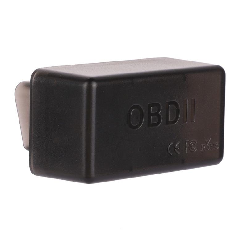 Mini WIFI ElM 327 Wi-Fi V1.5 ELM327 2 OBD2 II Car Ferramenta De Diagnóstico OBD Scanner de Interface Suporta Android/iOS /Windows