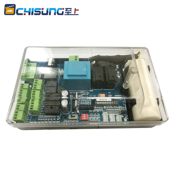 circuit board card controller for automatic boom barrier gate motor 110V 220V AC only(capacitor included) front lip for lexus gs350