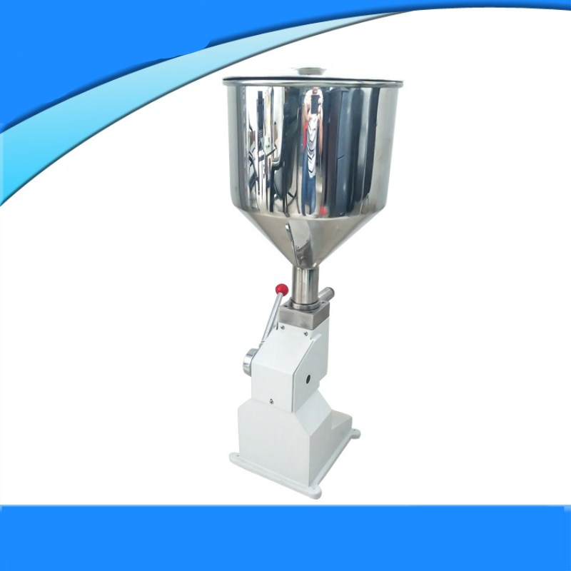 manual Paste liquid Filling Machine, 5-50ml mecidine, drinks Filling Machine daily chemical Quantitative Filling Machine a02 manual filling machine pneumatic pedal filling machine 5 50ml small dose paste and liquid filling machine piston filler