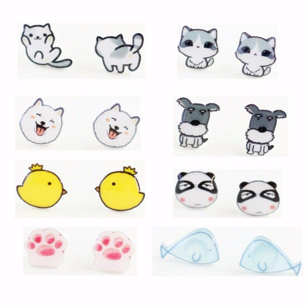 61df5de01 top 9 most popular kittie cat earring ideas and get free shipping ...