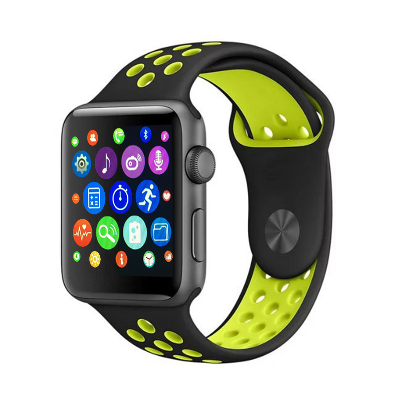 font b Smart b font font b Watch b font IWO 2 IP65 Waterproof Bluetooth