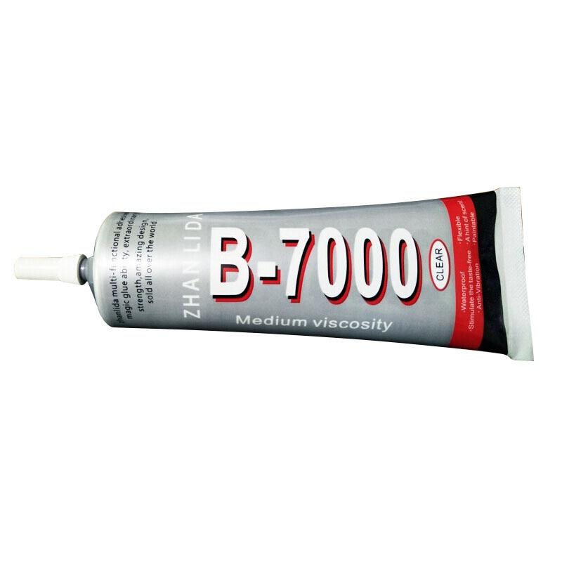 ZHANLIDA B7000 удар сверло клей пластиковые металла сильный мягкий клей 25 мл