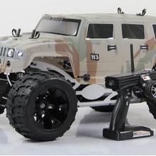 Rovan 1/5 RC Bigfoot Hummer грузовик большой Монстр 4WD 30,5 куб. См бензиновый мощный двигатель