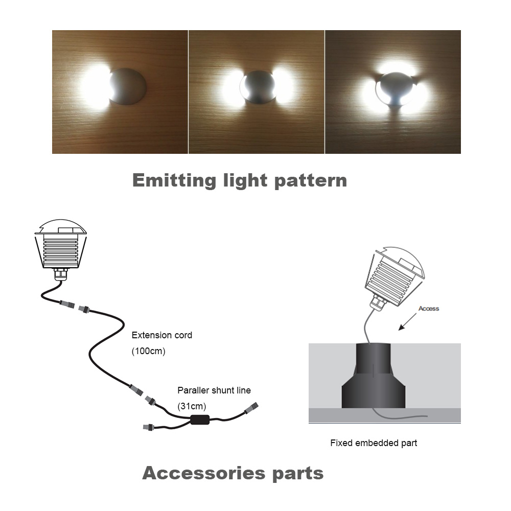 emitting light parttern-1000