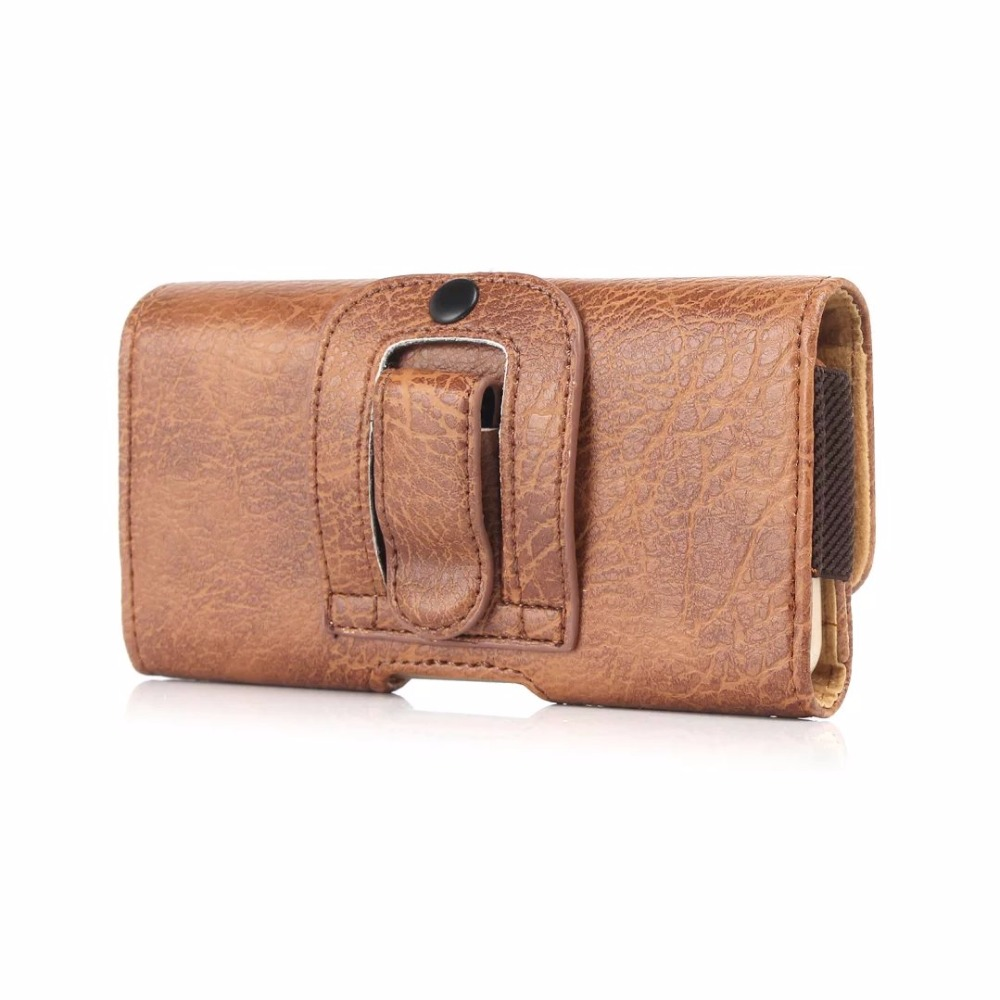 For Xiaomi Redmi Note 4 Pro Special Edtion Phone waist Bag Case Pedestrian Series Wallet Pouch Belt Clip Case Holster