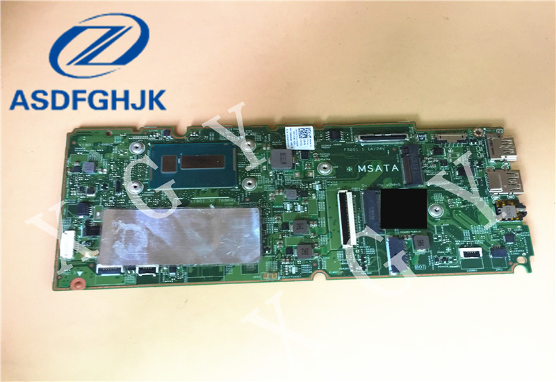 Laptop motherboard for DELL CN-037T32 037T32 37T32 motherboard 4PD04F010001-MB 14271-1 <font><b>SR27G</b></font> I5-5005U DD3L 100% Test ok image