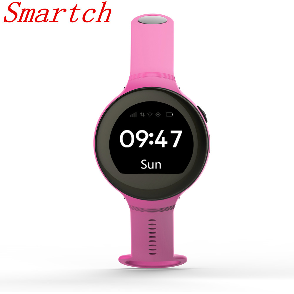 Smartch GPS kids Smart Watch S668 SIM Wifi Touch Screen SOS Call Location Tracker Vibrate Anti-Lost Remote Monitor For Android I a3r elderly kids smart watch blood pressure heart rate monitor tracker sos anti lost gps wifi tracking old men women watches