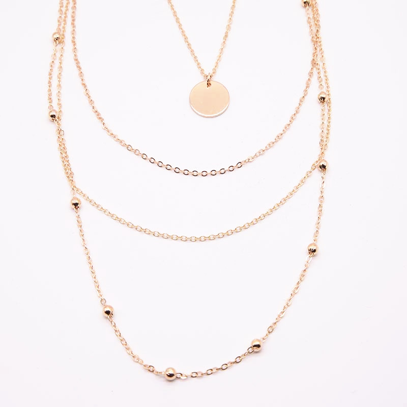 Trendy Jewelry Copper Choker 2