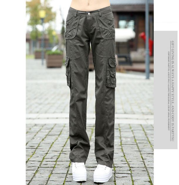 Fantastic As The Design World Advances, The Way Women  Khaki Pants Are Extraordinary For The Individuals Who Simply Need Pants That Are Calf Length Or Shorter Collapsed Stitch Khakis That Come As Calf Length Are Yet An Extra Style Which Can