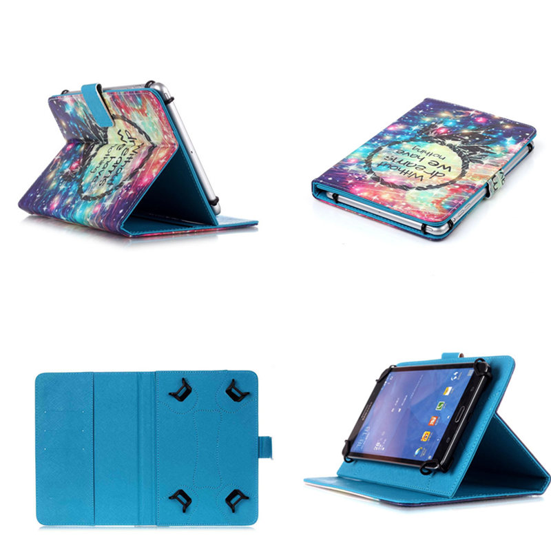 цена на 10 inch Universal Wallet PU Leather Case For Lenovo TAB 2 A10-70F A10-70LC /A10-70 /TAB 2 A10-30F X30 x30f 10.1 Tablet Cases