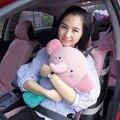 Дети автокресло кожух ремня fafety автомобильный ремень крышка плечо колодки для детей милый мультфильм кролик слон авто ремень безопасности крышка
