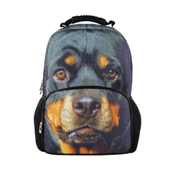 Noisydesigns Animal Laptop Backpack Fashion Mens Travel Backpack Rottweiler High School Backpacks Casual Student BackpackNoisydesigns Animal Laptop Backpack Fashion Mens Travel Backpack Rottweiler High School Backpacks Casual Student Backpack