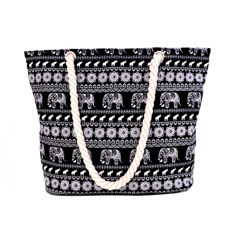 Bag Canvas Handbags Large Beach Bags Shoulder Bag Many Styles To Choose Drop Shopping