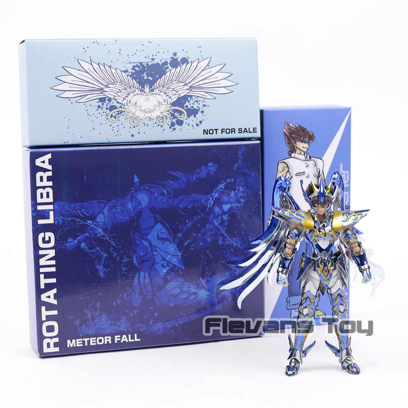 Saint Seiya Soul of Gold V4 Metal PVC Action Figure Collectible Model Toy