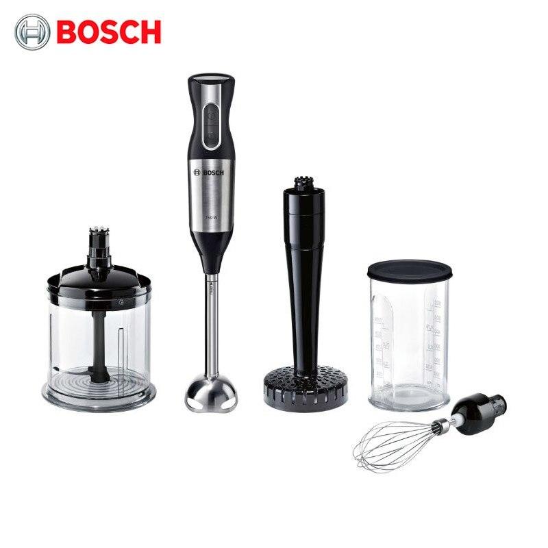 Bosch MSM6S55B imersão com batedor liquidificador com chopper cozinha máquina Trituradora elétrica para smoothies