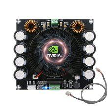 Tzt tda8954th grande potência amplificador de áudio digital placa a + d classe 420w amp ac 24v