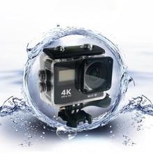 S300R Ultra HD 4K WiFi 2.0 inch 140 Degree Wide Angel Underwater Waterproof Helmet CAM Camera Sport Action Camera
